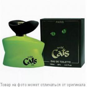 cats      WILD CATS.Туалетная вода 50мл (жен), шт