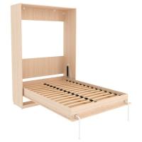 Кровать подъемная 1400 мм КД14 (молочный дуб)
