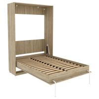 Кровать подъемная 1400 мм КД14 (дуб сонома)