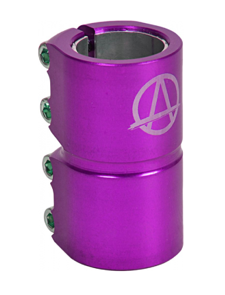 Зажим SCS Apex V3 Purple