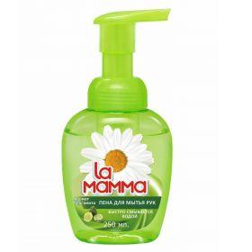 Пена La Mamma для рук с ароматом бергамота, 250мл