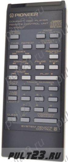 PIONEER CU-PD017, PWW1023, PD-6100