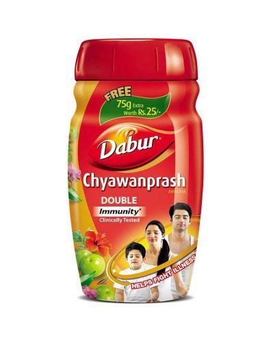 Чаванпраш Двойной иммунитет | Chyawanprash DOUBLE Immunity | 575 г | Dabur