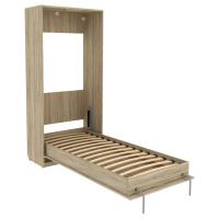 Кровать подъемная 900 мм К02 (дуб сонома)