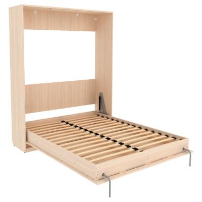 Кровать подъемная 160 мм К04 (молочный дуб)