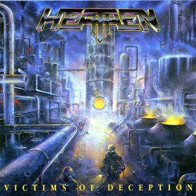 HEATHEN - Victims Of Deception