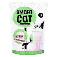 Наполнитель для чувствительных кошек Smart Cat силикагелевый без аромата 4,37кг