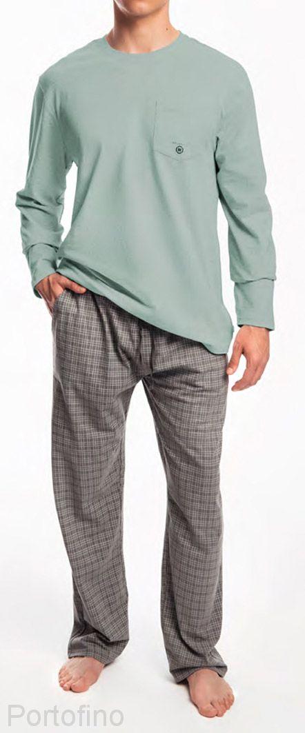 NMP-338 Пижама мужская Check