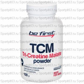 TCM (tricreatine malate) powder 100 гр (Be First)
