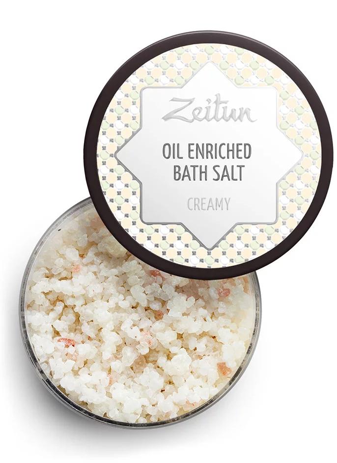 Сливочная соль для ванн, Зейтун