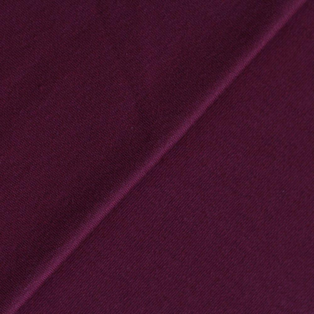 Лоскут трикотажной ткани -  Фуксия 50х30
