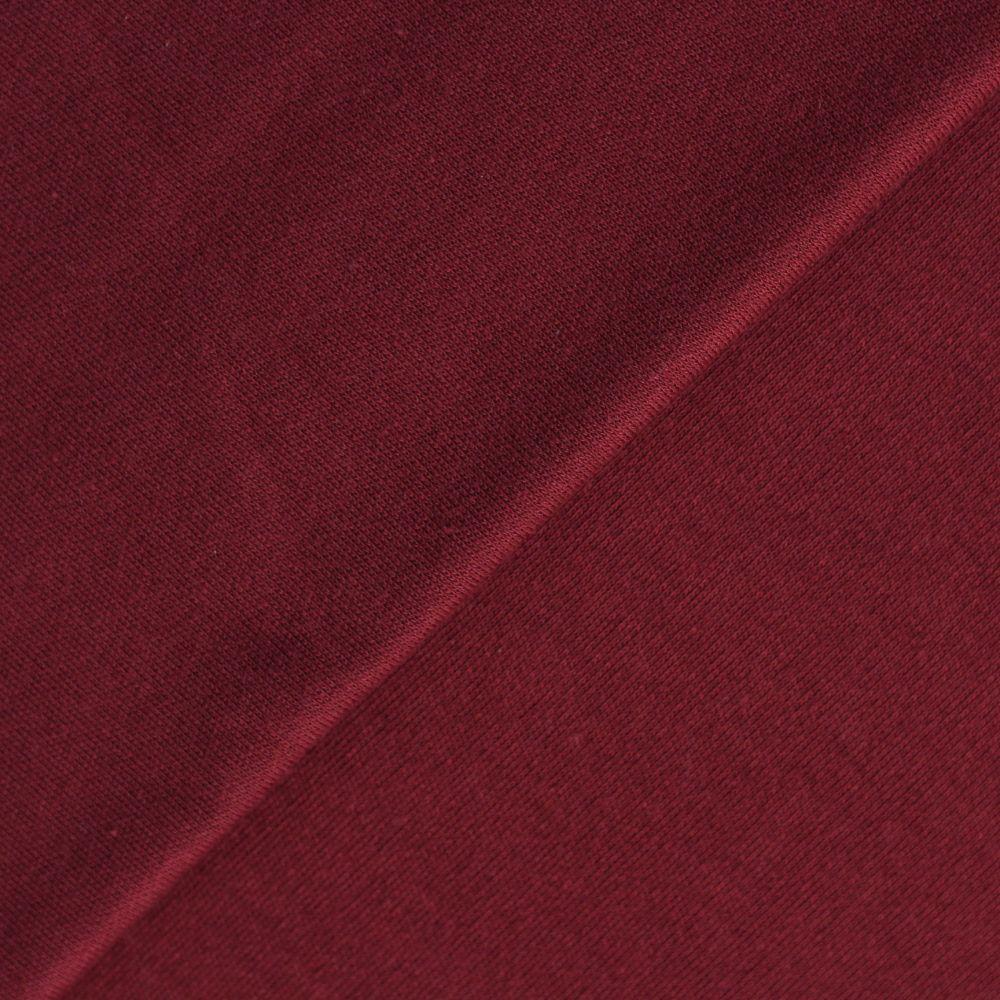 Лоскут трикотажной ткани -  Винный 50х30
