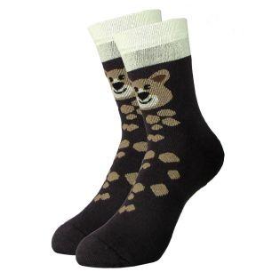 """Детские махровые носки С5061 """"Медведь"""""""