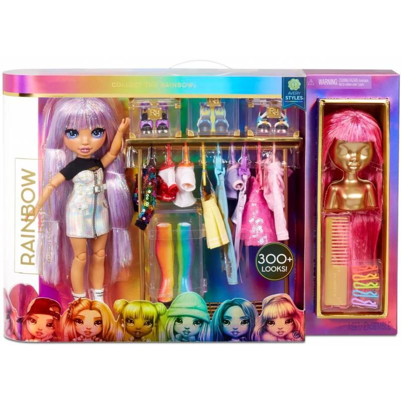Модный салон rainbow