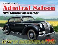 Admiral Седан, Германский пассажирский автомобиль 2 Мировой войны