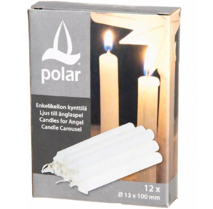 Свечи к Подсвечнику Звенящий ангел 240701