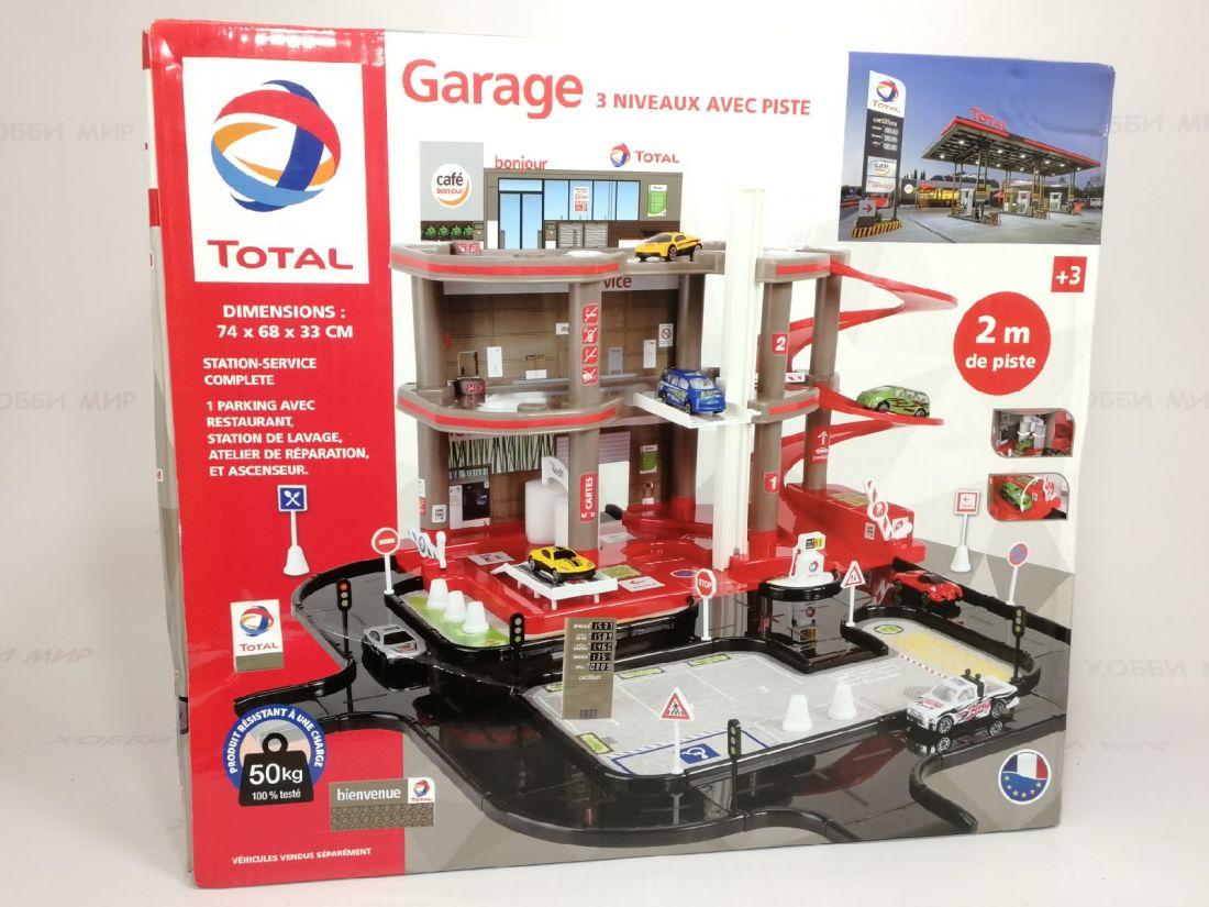 Парковка гараж Mochtoys 11807