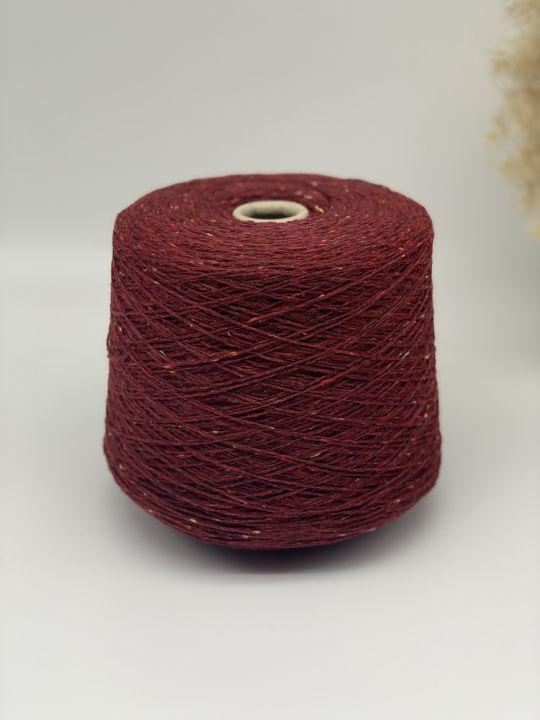 Filati Naturali Baby Tweed цвет бордовый