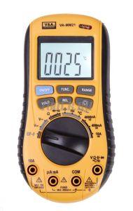 VA-MM21 мультиметр цифровой