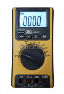 VA-MM17 мультиметр цифровой
