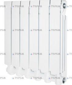 STOUT VEGA 500 12 секций радиатор алюминиевый боковое подключение