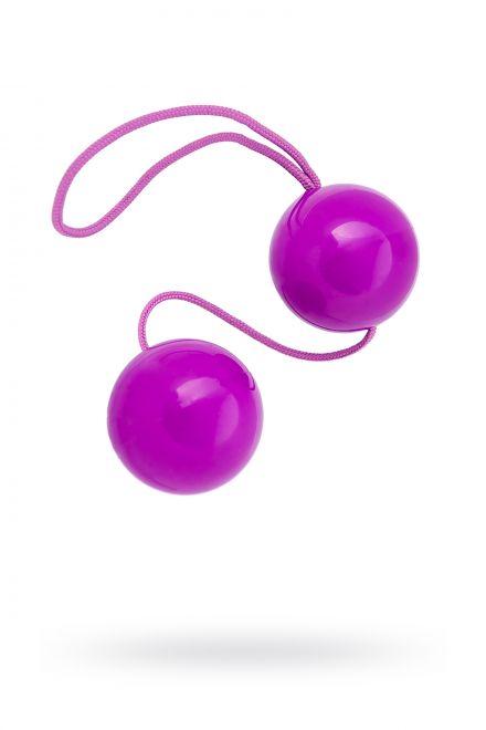 Вагинальные шарики TOYFA, ABS пластик, фиолетовый, 20,5 см
