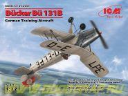 B?cker B? 131B, Германский учебный самолет
