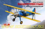 Stearman PT-17/N2S-3 Kaydet , Американский учебный самолет