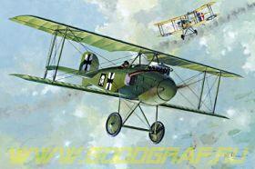 Самолет ALBATROS D.I