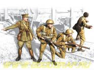 Фигуры, Британская пехота, 1917-1918