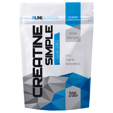 RLine Nutrition Creatine Monohydrate Simple