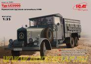 Тур LG3000, германский армейский грузовик 2МВ