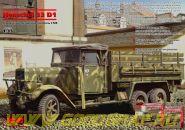 Hs 33 D1, немецкий грузовой автомобиль, 2МВ
