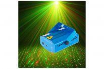 Светодионный лазерный проектор для дома ML-006, синий
