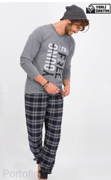 AR-1063-S AR пижама мужская Arnetta