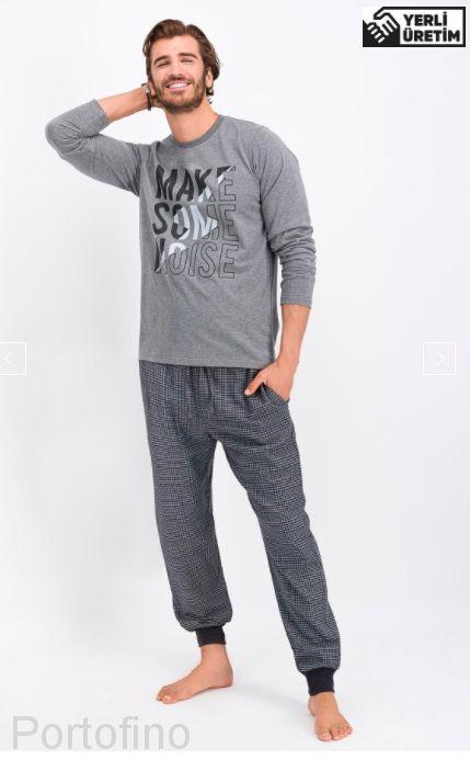 AR-1060-S AR пижама мужская Arnetta