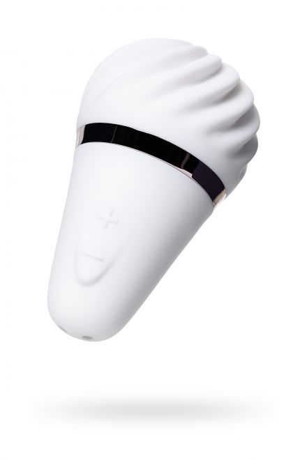 Вибромассажер Satisfyer  Layon 4, Sweet sensation, Силикон, Белый, 9,6 см