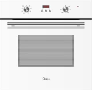 Электрический духовой шкаф Midea MO47001GW