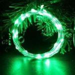 Огонек OG-LDL08 Зеленая светодиодная лента 5м