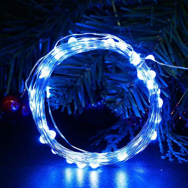 Огонек OG-LDL08 Синяя светодиодная лента 5м