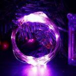 Огонек OG-LDL08 Фиолетовая светодиодная лента 5м
