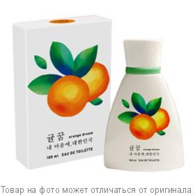 KOREA ORANGE DREAM.Туалетная вода 100мл (жен) , шт