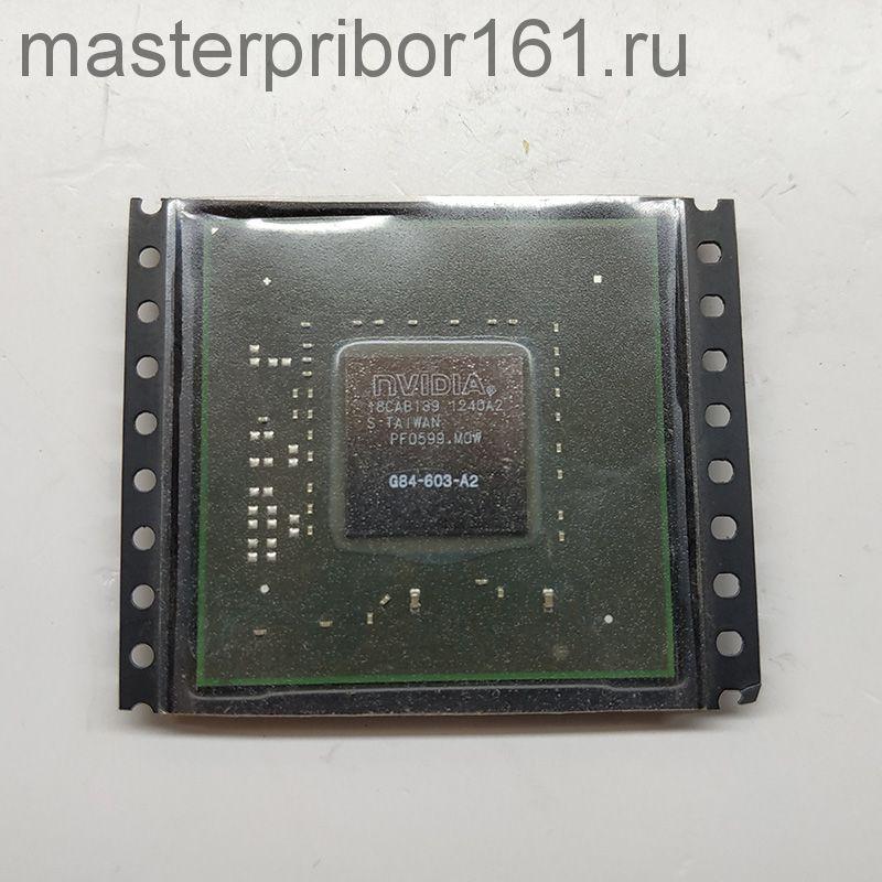 G84-603-A2  Видеочип  nVidia  GeForce  8600M GT, новый