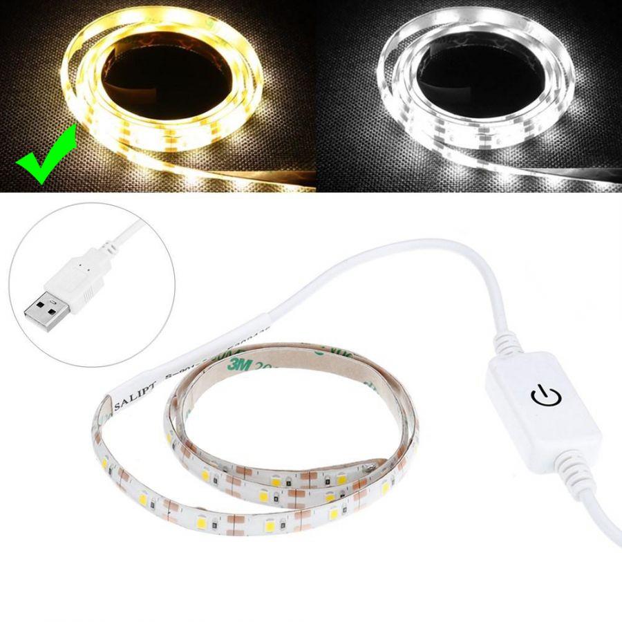 Огонек OG-LDL10 Теплый светодиодная лента 0,3м