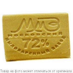 Моск.мыловар.комб.Мыло хозяйственное 72% 200гр, шт