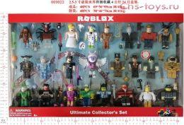 ROBLOX коллекционный набор 869022 Роблокс Ultimate Collectors Set 24 фигурки
