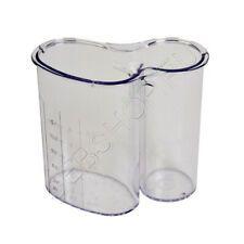 Толкатель (пушер) со сдвоенным горлышком основной чаши кухонного комбайна MOULINEX. Артикул A11A03