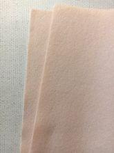фетр МИНДАЛЬНОЕ ИСКУШЕНИЕ размер 27*30 см пр КОРЕЯ мягкий плотность 200