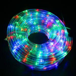 Катушка-LED, 50м, разноцветная