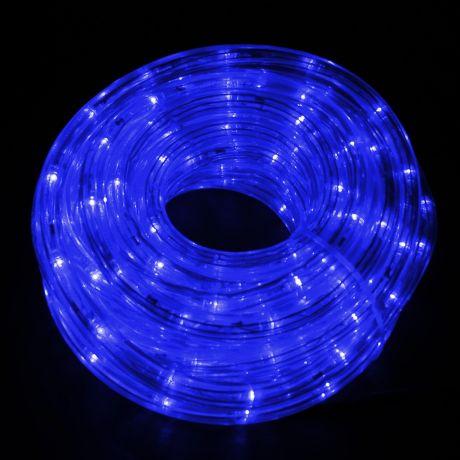 Катушка-LED, 50м, синяя